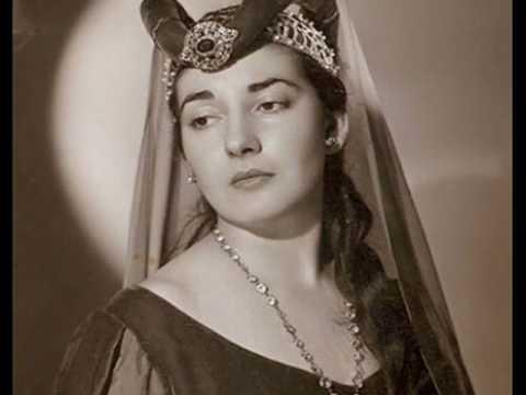 Callas - Trovatore 1950