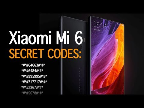 Tips And Tricks: Xiaomi M6 & Redmi 3s Secret Codes Spotted Firmware