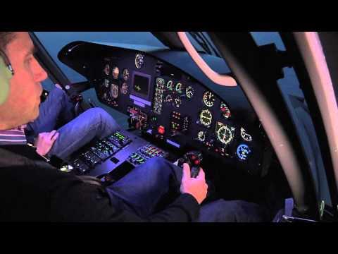 Formation de pilotes professionnels d'hélicoptères - HUTC