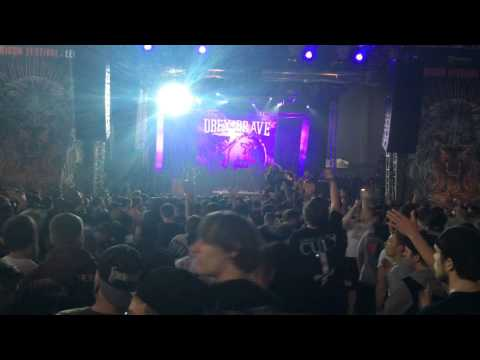 Obey The Brave live Impericon Festival 2015 Leipzig
