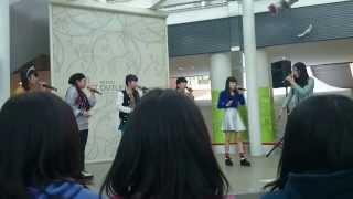Little Glee Monster 2014.04.12 @三井アウトレットパーク入間.