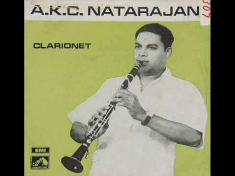"A.K.C. Natarajan-Clarionet ""Madhava Mamava"""