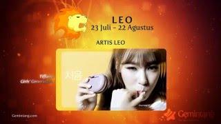 Ramalan Bintang Leo - Karakter dan Sifat