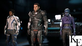 MASS EFFECT™: ANDROMEDA -  Invaders from another galaxy trailer (Rus sub)
