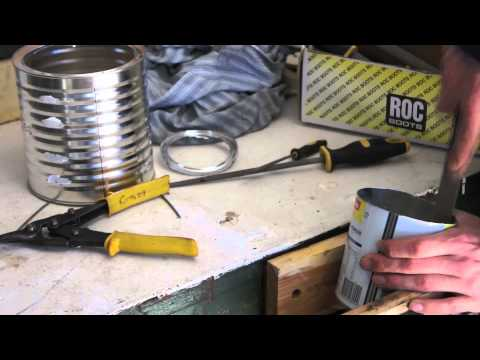 Making A Cheap Billy Can For Bushcraft Projects