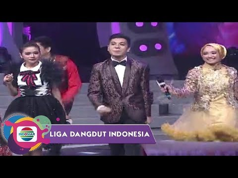 Highlight Liga Dangdut Indonesia - Konser Final Top 6 Group 1 Show