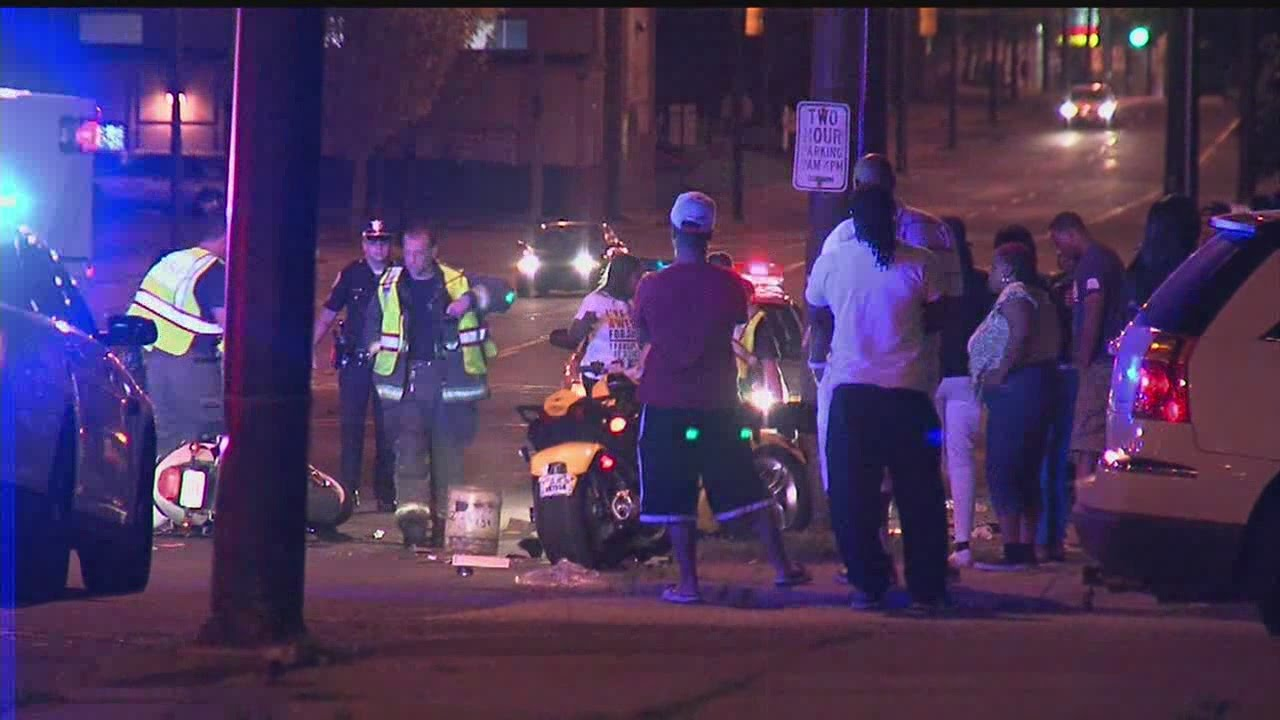 Download Youngstown fatal motorcycle accident victim ID'd