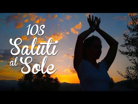108 Saluti Al Sole - Yoga Day