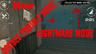 Eyes The Horror Game:Double Trouble Mode(Nightmare Mode)Full Gameplay[Hospital Map]