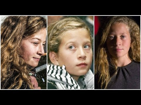 America Today | Ahed tamimi palestinian girl