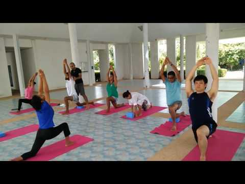 Senses Phuket Wellness Yoga Session