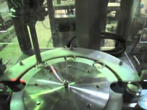 FG2A-2 auger filler, 4g testing