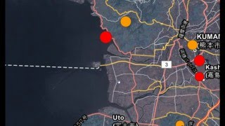 Strong 6.2 Earthquake Topples Houses In Japan, Aftershocks Continue