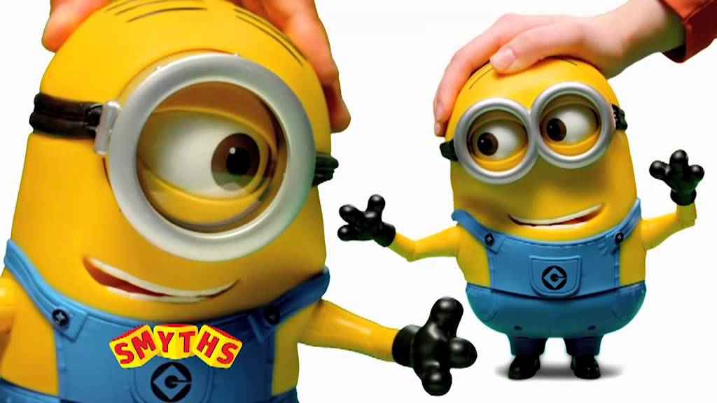 Smyths Toys Despicable Me 2 Talking Figures Youtube