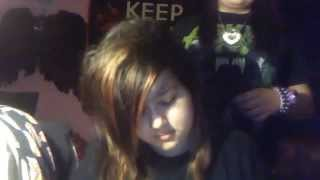 my andy sixx hair tutorial
