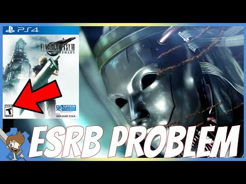 FF7 Remake - Here's Why The ESRB Rating Might Be A Problem