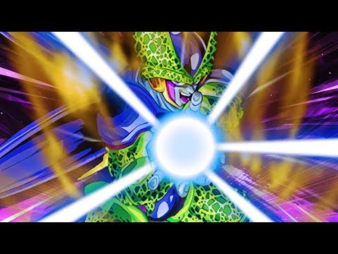 PERFECT CELL EDITION! Rhymestyle vs D-Free REMATCH! | Dragon Ball Legends | DB