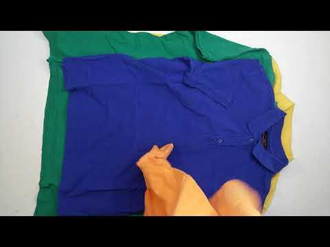 2854 Mens Polo T-shirts Extra - муж футболки Polo Extra 1пак 5кг 7,90 €/кг 19шт