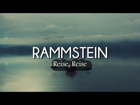 Rammstein - Reise, Reise (Lyrics/Sub Español)