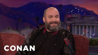 How Tom Segura Wound Up On A Government Watch List  - CONAN on TBS