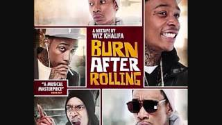 Wiz Khalifa - All My Life Freestyle (Burn After Rolling Mixtape)