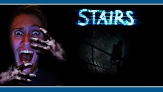 Stairs (Kickstarter Demo) 60fps | SWEAT AND GOOSE BUMPS! | Playthrough Gameplay w/ facecam