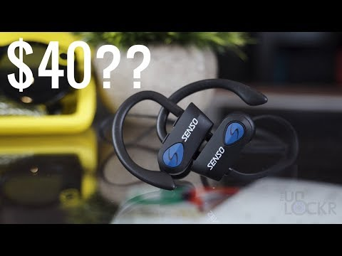 Best Wireless Bluetooth Sports Headphone for Under $40?