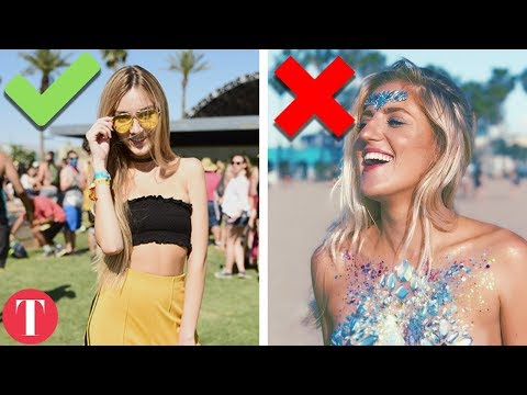 10 Coachella Fashion Style Ideas And Tips