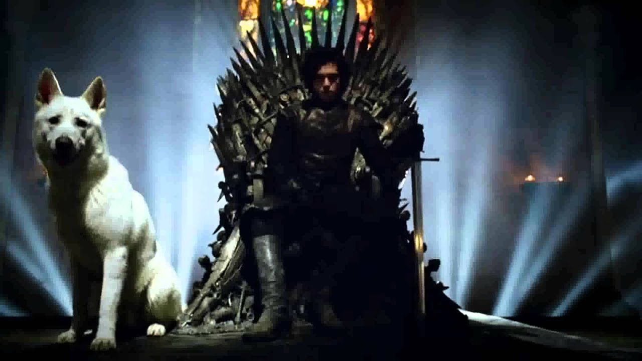 Game Of Thrones 'Iron Throne' Preview (HBO)