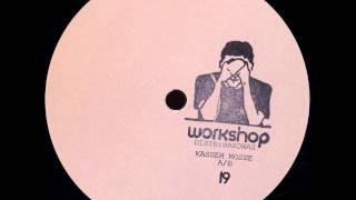 Kassem Mosse - Untitled A2 (Workshop 19)