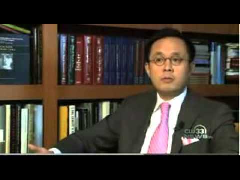 Dr. Lam appears on 33 News for Runner Face, October 10, 2011