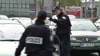 Serial killer terrorizing France?