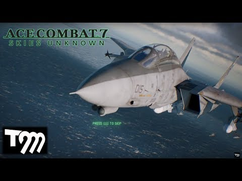 Ace Combat 7 - New GAMEPLAY E3 2017 (Ace Combat 7: Skies Unknown)