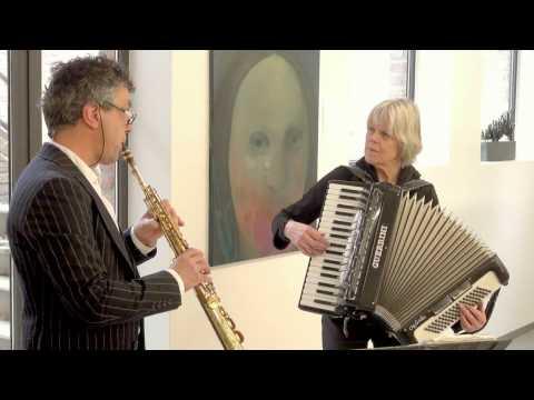 Galerie de Ploegh - Kunstlint - De Anjo's met Tantina De Burgos