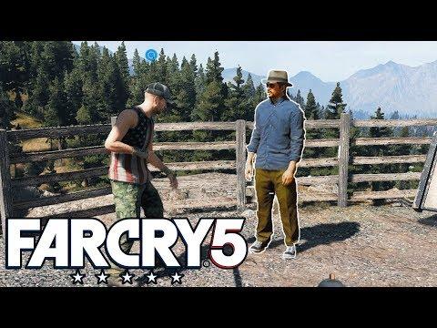 Far Cry 5 - Agent Willis Huntley | #3