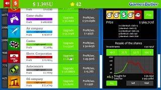 Businessman Simulator Gameplay Video