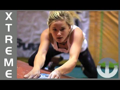 Shauna Coxsey | UK Climbing Star on Trans World Sport