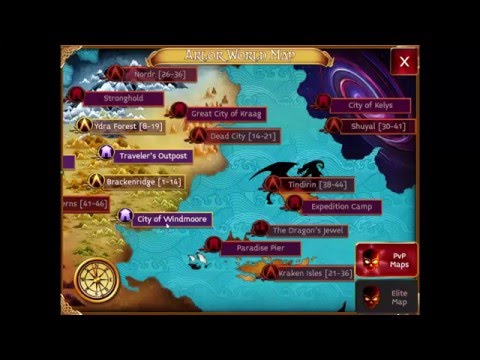 Arcane Legends - My Dear Hero