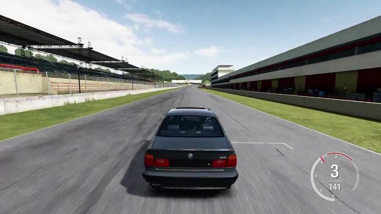 Forza 4 Bmw M5 E34 Gameplay Hd Youtube