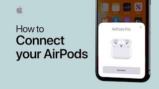 How to connect AirPods to your iPhone or Android device - Apple Support
