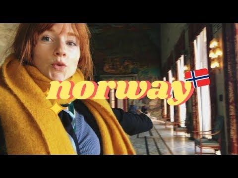 36 Hours in Oslo, Norway + Ferry to Copenhagen | cari cakes in Norway VLOG