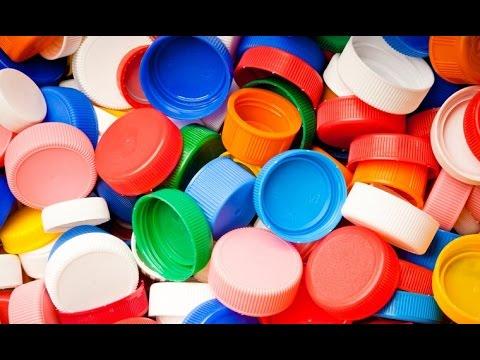 8 플라스틱 병 뚜껑 아이디어