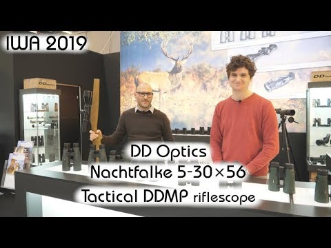 DD Optics Nachtfalke 5-30×56 Tactical DDMP | Optics Trade IWA 2019 report
