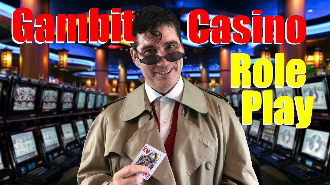 Gambit Casino ASMR
