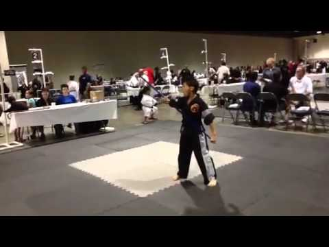 Kieran Tamondong Creative Weapons at Long Beach Internationals 2012