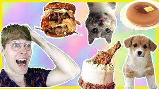 BEST OF REDDIT! -  FOOD! CREEPY! PUPS!