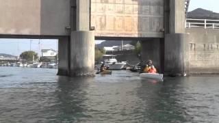 20121107鳴門シーカヤック体験ツアー