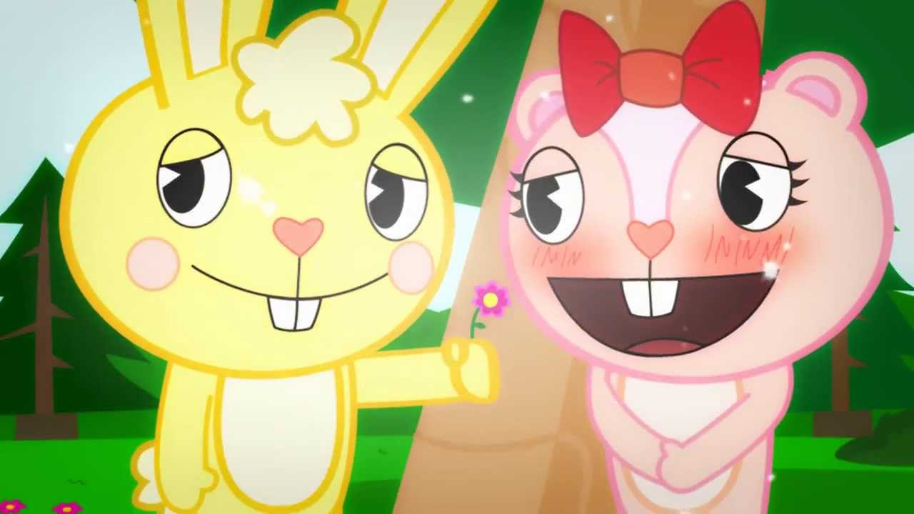 happy tree friends giggles