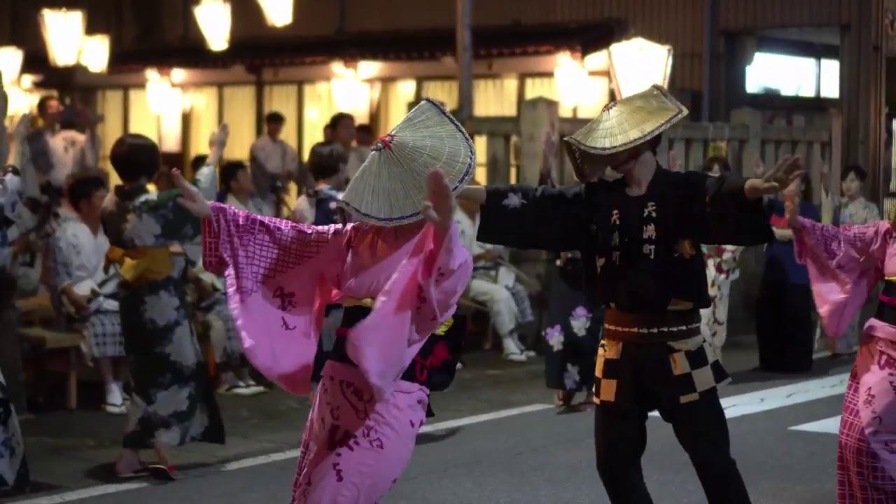 Download Owara Kaze no Bon 2019 Last Day ~ Tenma Town Midnight Stage Dance!