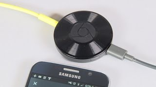 TEST Chromecast audio de Google